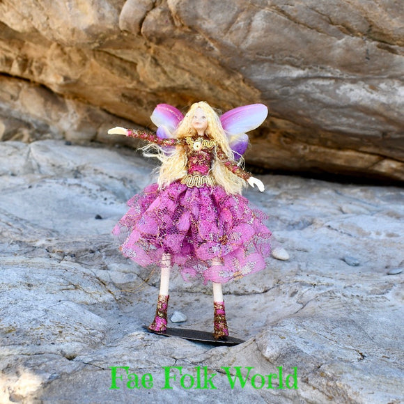 Fae Folk® Fairies - ROSE