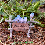Fairy Sign - Pixie Hollow