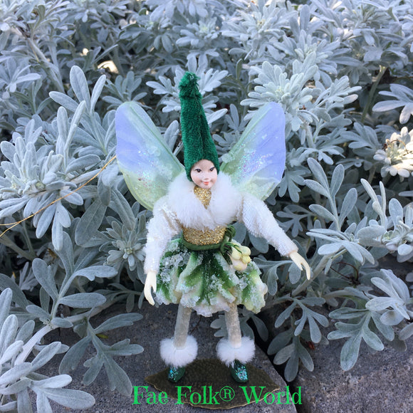 Fae Folk® Fairies - SNOWFLAKE