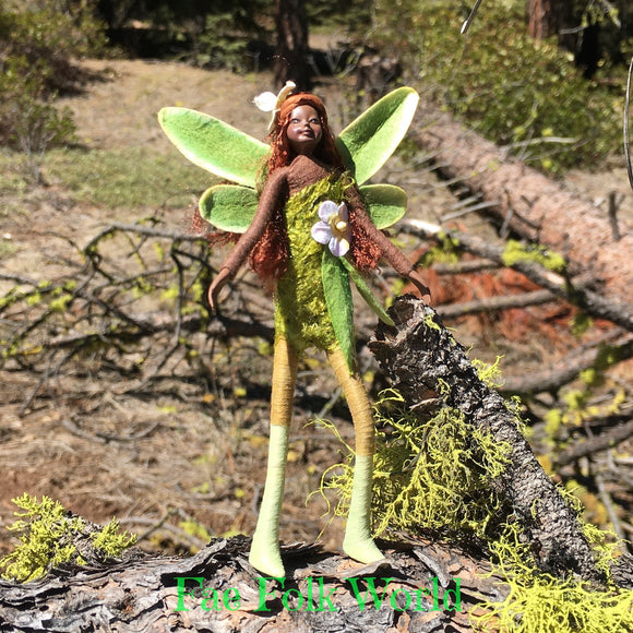 Fae Folk® Fairies - TANSY
