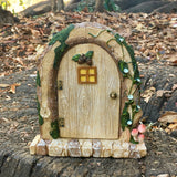 Fairy Door - Tree Frame with Acorns