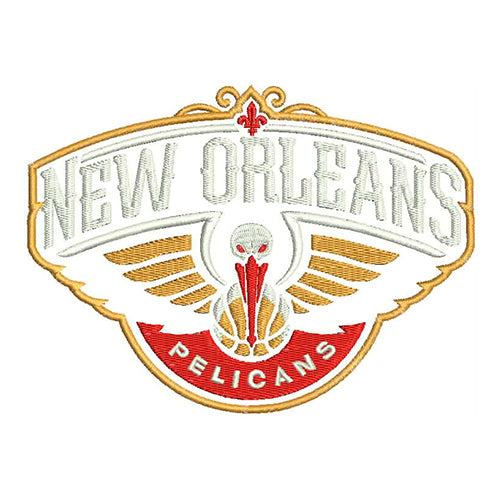 New Orleans Logo Machine Embroidery Designs
