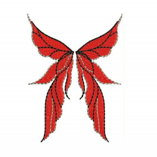 Angel Wings Machine Embroidery Designs