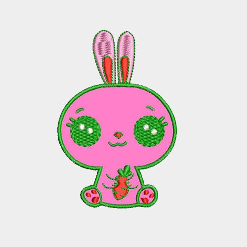 Bunny Machine Embroidery Designs