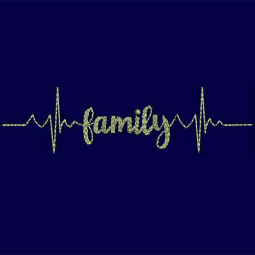 Family Machine Embroidery Designs 11
