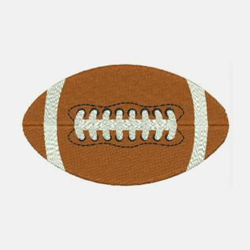 Football Machine Embroidery Designs 333