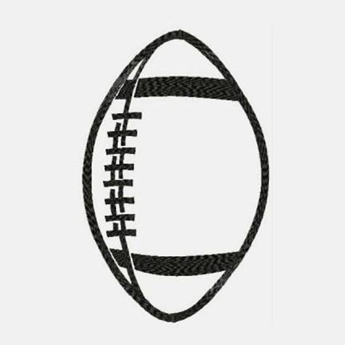 Football sports Machine Embroidery Designs 236