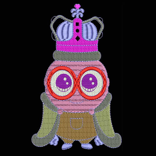 King Bob Machine Embroidery Designs 1070
