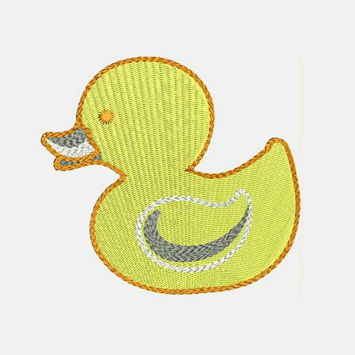 Little Duck, Machine Embroidery Designs 84