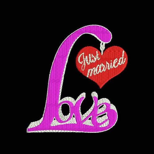 Love Decor Monogram Machine Embroidery Designs 640