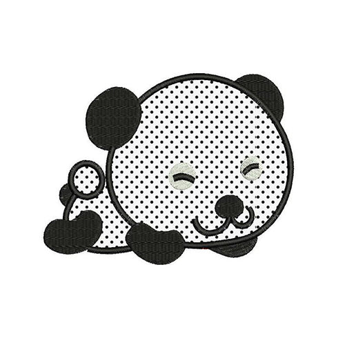 Panda Bear Machine Embroidery Designs 2026