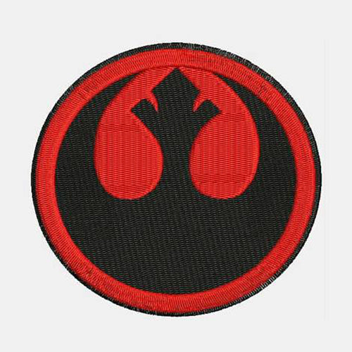 Star Wars Galaxy - REBEL ALLIANCE Logo Machine Embroidery Designs 236