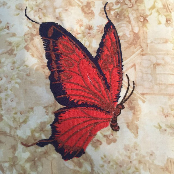 Butterfly Instant Download Machine Embroidery Designs