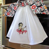 Betty Boop Machine Embroidery Designs