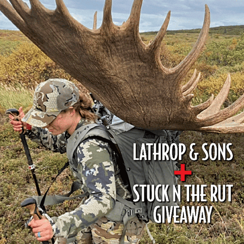 Lathrop & Sons Stuck n the Rut Giveaway