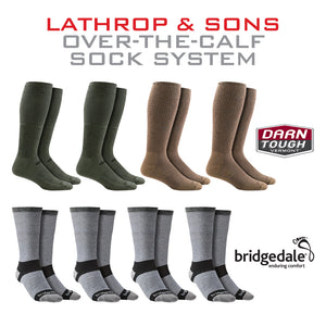 L&S Over-the-Calf Sock System