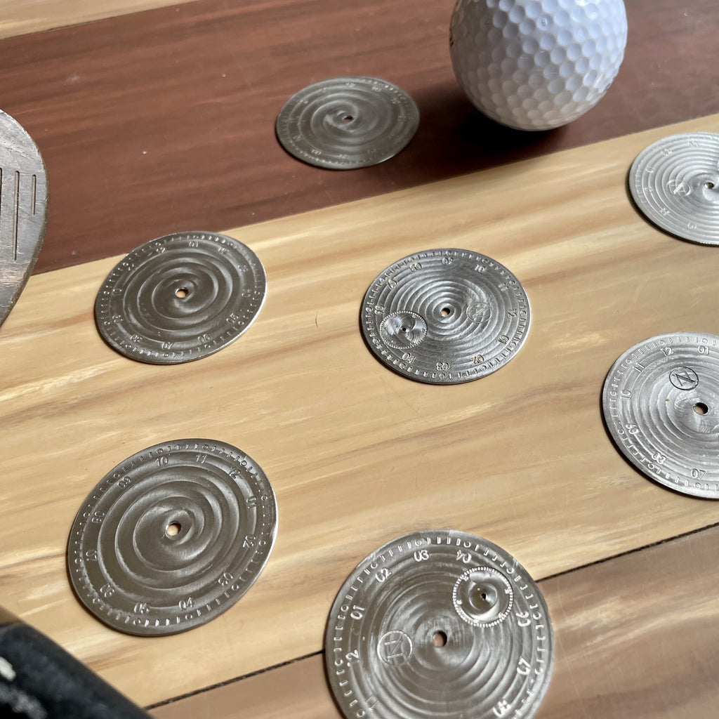 Ball Markers - Machined