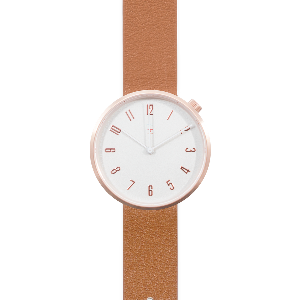 The Cali - Blush + Brown