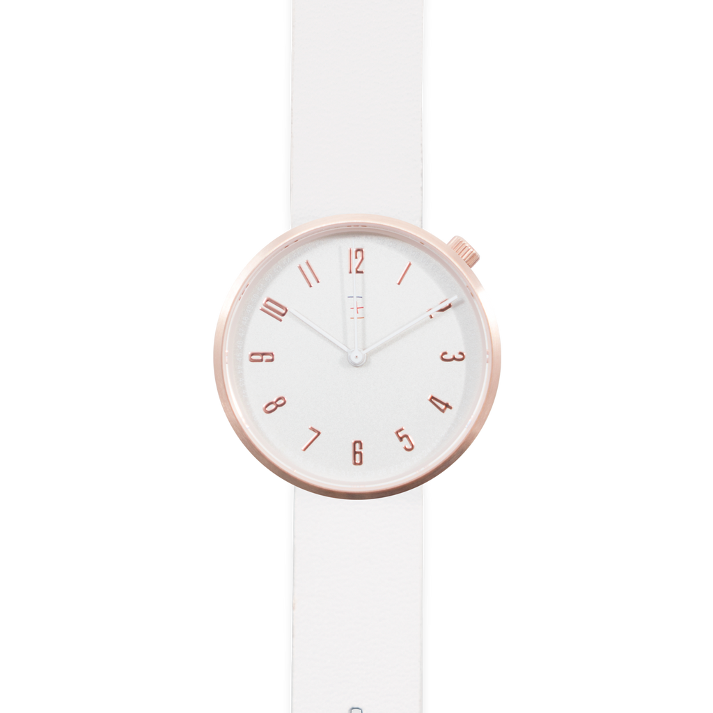The Cali - Blush + White
