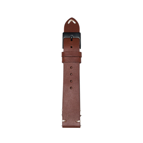 Cognac Leather Band
