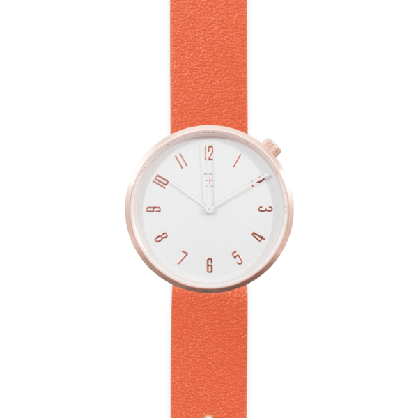 The Cali - Blush + Orange