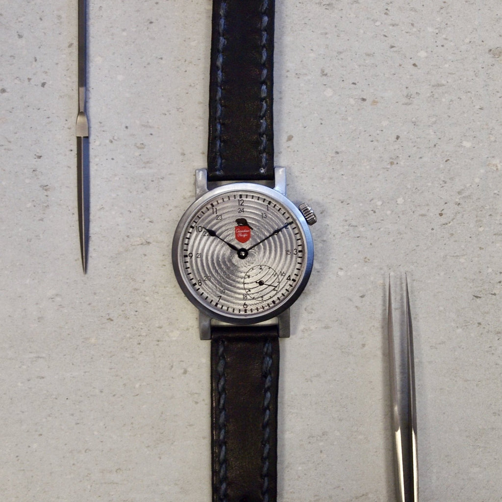 Canadian Pacific - Machined Dial