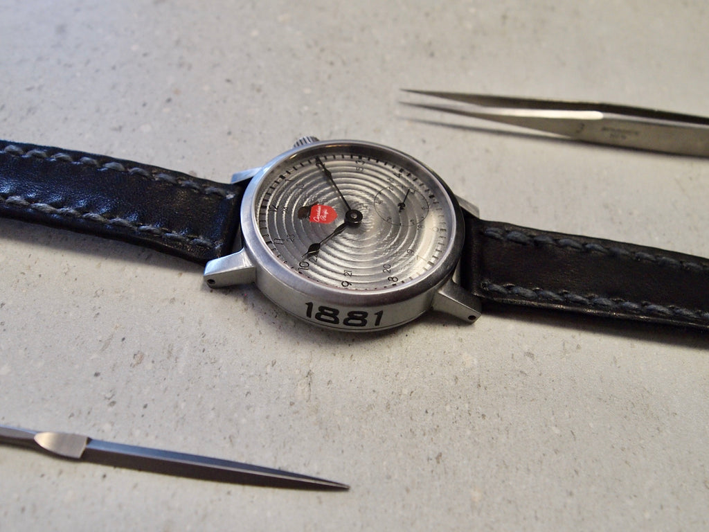 CPR Machined Dial