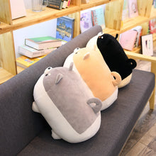 Load image into Gallery viewer, A Very Angry Shiba Pillow - Shiba Shopping