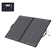 ACOPOWER PTK 100W Portable Solar Panel Kit Lightweight Briefcase