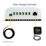 ACOPOWER Battery Temperature Sensor For MPPT Charge Controller - acopower