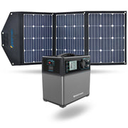 ACOPOWER 400Wh Generator and 105W Portable Solar Panel - acopower
