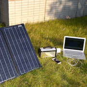 ACOPOWER 220wh Portable Solar Generator - acopower