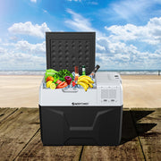 ACOPOWER R40A Portable Solar Fridge Freezer, 42 Quarts (2018 Model)
