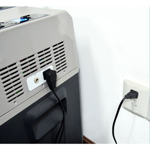 LionCooler AC Charge for Solar Freezer - acopower