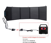 ACOPOWER Solar Generator 150Wh (Kit with 50w Solar) - acopower