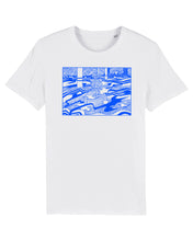 Load image into Gallery viewer, Circa'99 - Circa '99 (vol. 1) T-Shirt (blue graphic)
