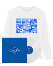 Load image into Gallery viewer, Circa'99 - Circa'99 (vol.1) vinyl/long sleeve t-shirt bundle