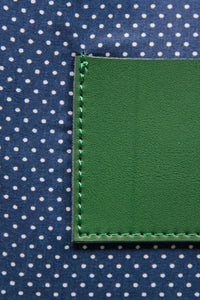 Jade Green Clutch