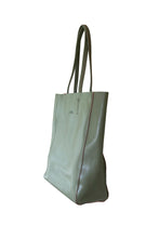 Load image into Gallery viewer, Large Olive Landscape Tote