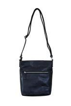 Load image into Gallery viewer, Black Cross Body Slouch