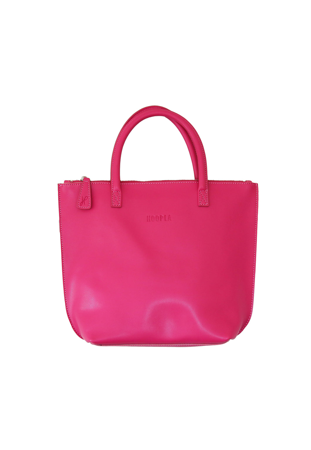 Fuchsia Pink Mini Bag