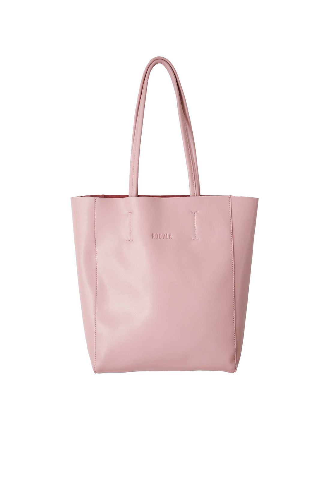 Small Dusty Pink Portrait Tote