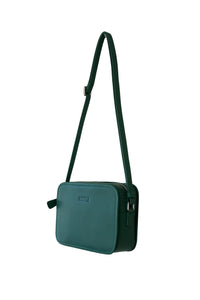 Jade Green Cross Body Box
