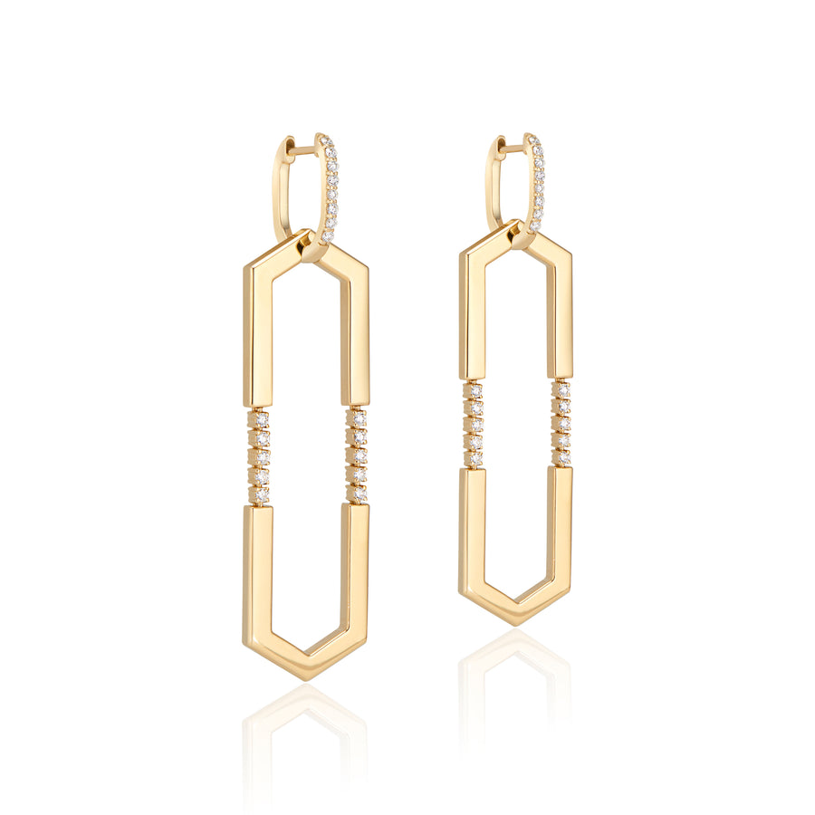 Luz Lure Drop Earrings