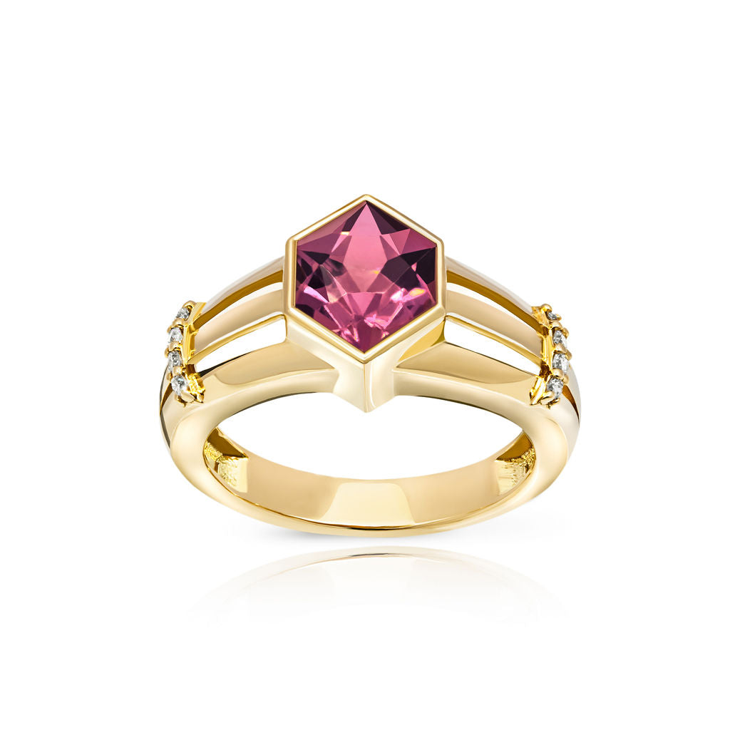 Suad Ring (Tourmaline)