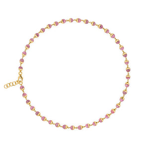 Suad Tramonto Necklace (Tourmaline)