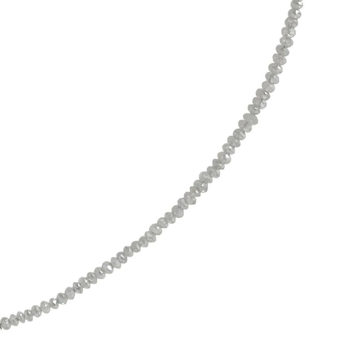 Eternity Bracelet (White Diamond)