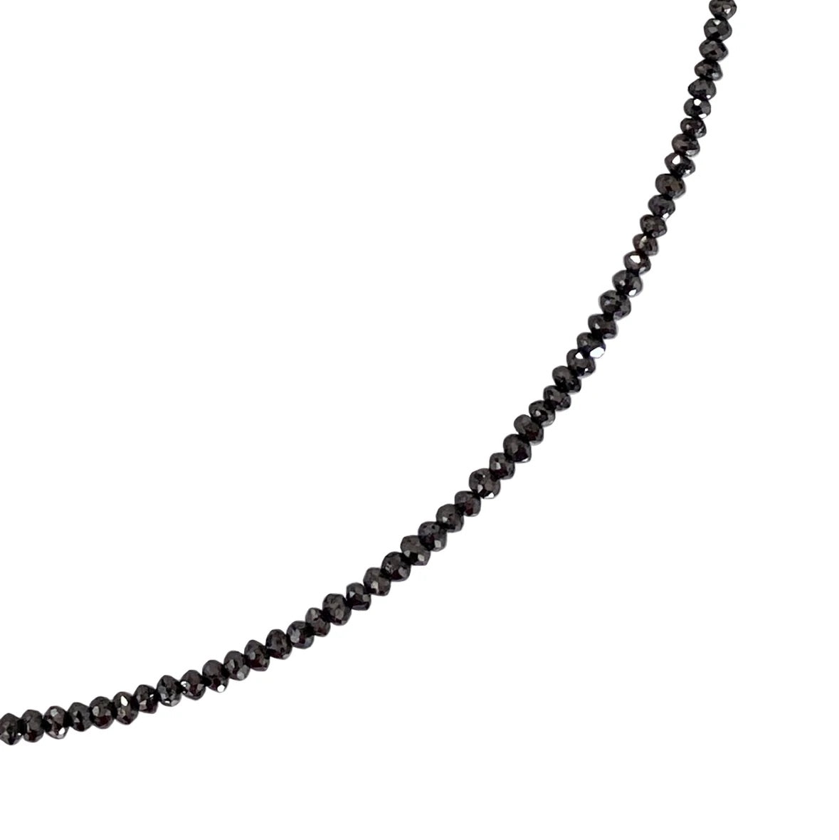 Eternity Bracelet (Black Diamond)