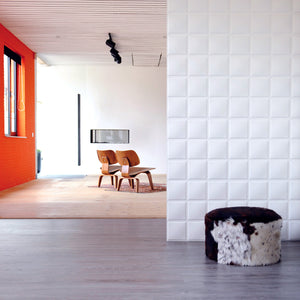 Eco 3D Wall Panels - Cubes 1sqm Pack