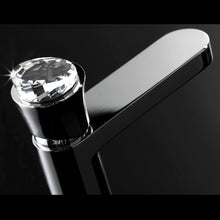 Load image into Gallery viewer, A maier basin mixer tap with Swarovski elements.